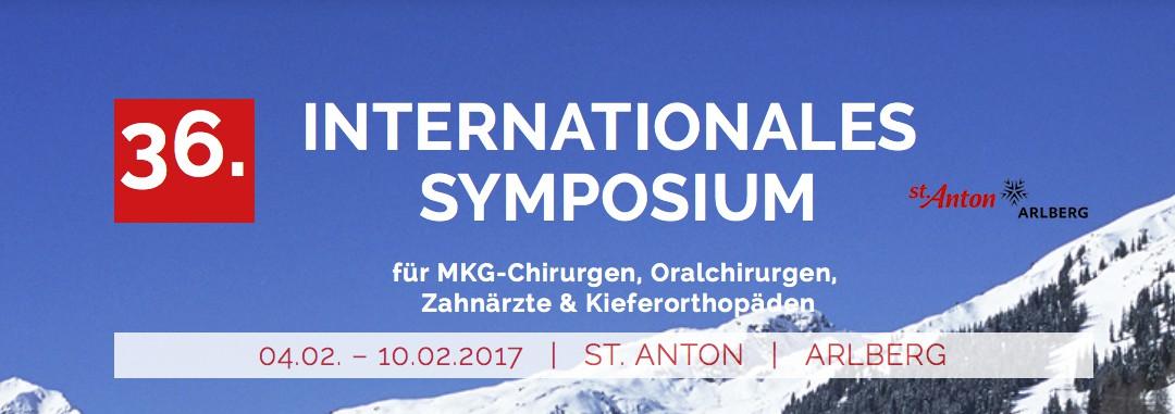 36. Symposium St. Anton
