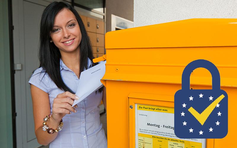 Qualifizierte Vertrauensdiensteanbieter für elektronische Dokumentation und Briefe