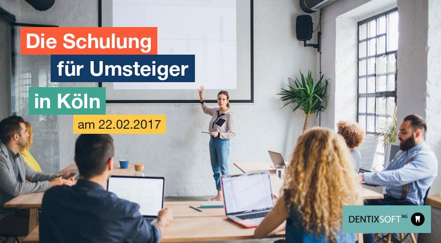 DENTIXSOFTNG Schulung Köln