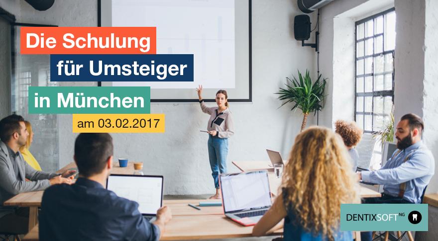 DENTIXSOFTNG Schulung München