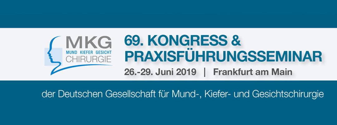 69. Kongress der Deutschen Gesellschaft für Mund-, Kiefer und Gesichtschirurgie