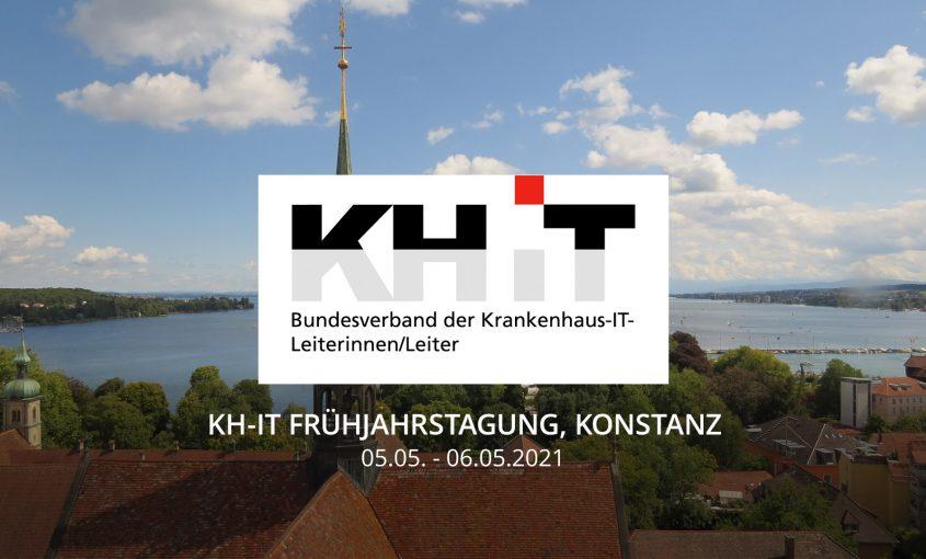 Mai21 - KH-IT Frühjahrstagung, Konstanz