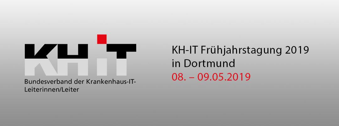 KH-IT Frühjahrstagung 2019 in Dortmund