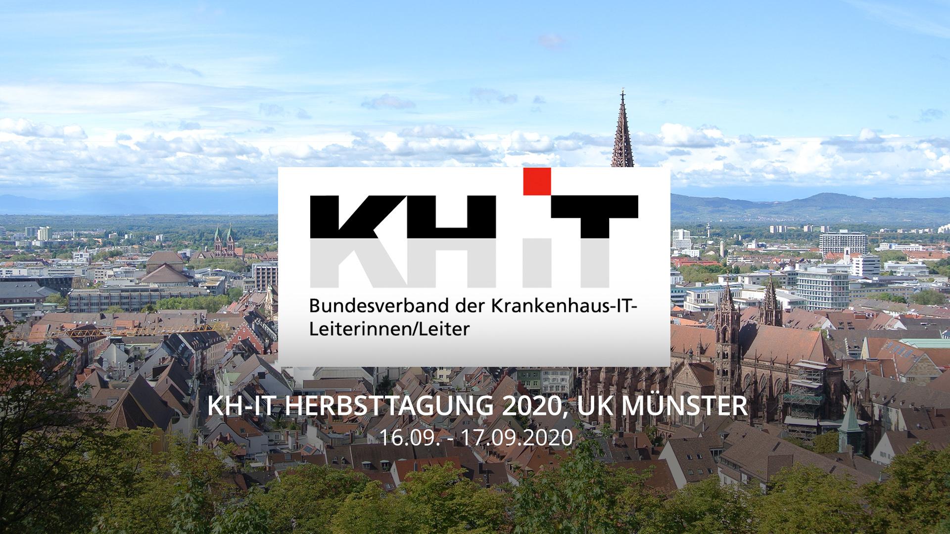 September20 - KH-IT Herbsttagung, UK Münster