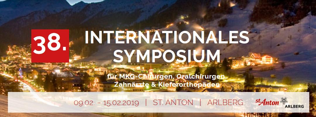38. Symposium St. Anton