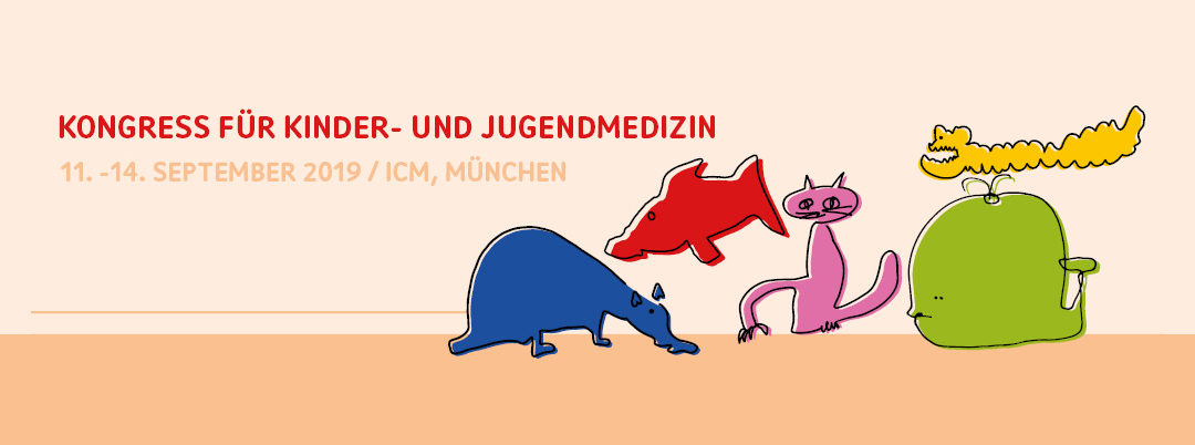 Kongress für Kinder- und Jugendmedizin, ICM, München