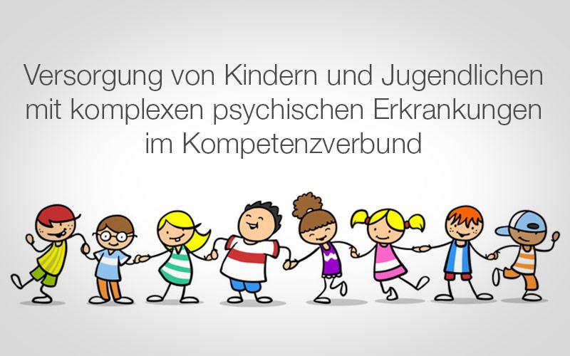 Versorgungskonzept für Familien mit psychisch kranken Kindern