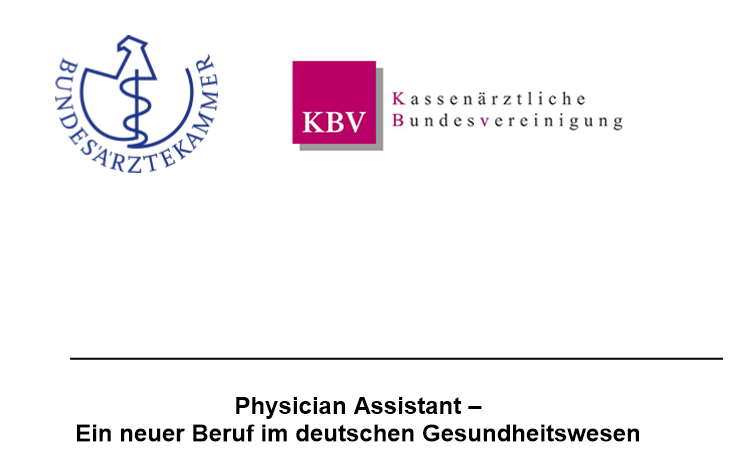 "Delegationsmodell ""Physician Assistant"""