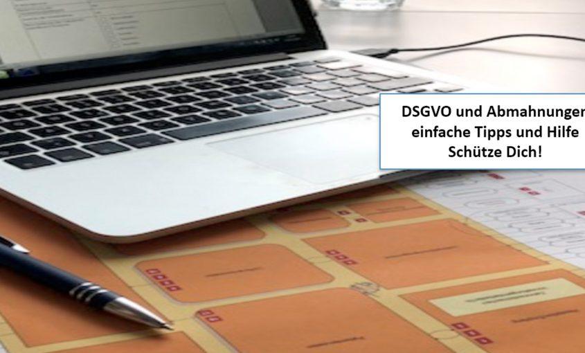 Abmahnung im Zusammenhang mit der DSGVO