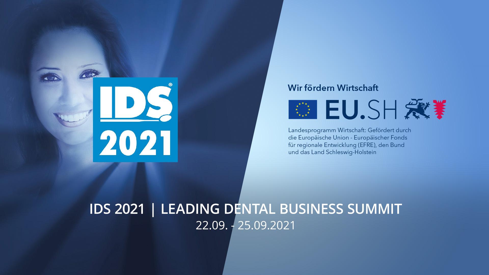 IDS 2021   Leading Dental Business Summit