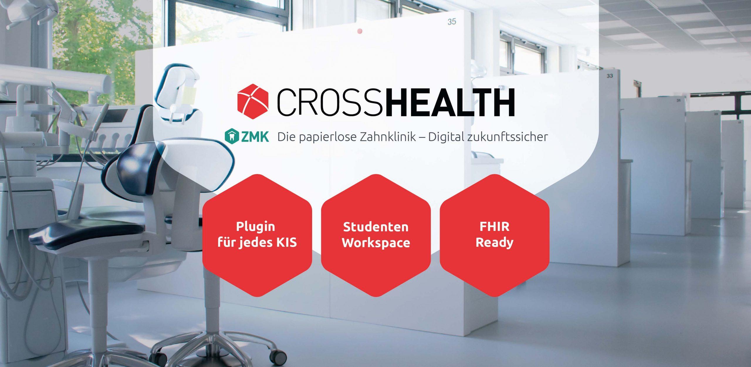CROSSZMK | Die professionelle Lösung für zahnmedizinische Klinken und Universitätskliniken